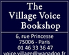 logo: Village Voice Shop